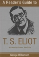 Reader's Guide to T.S. Eliot - George Williamson