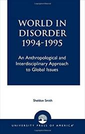 World in Disorder1994-1995 - Smith, Sheldon