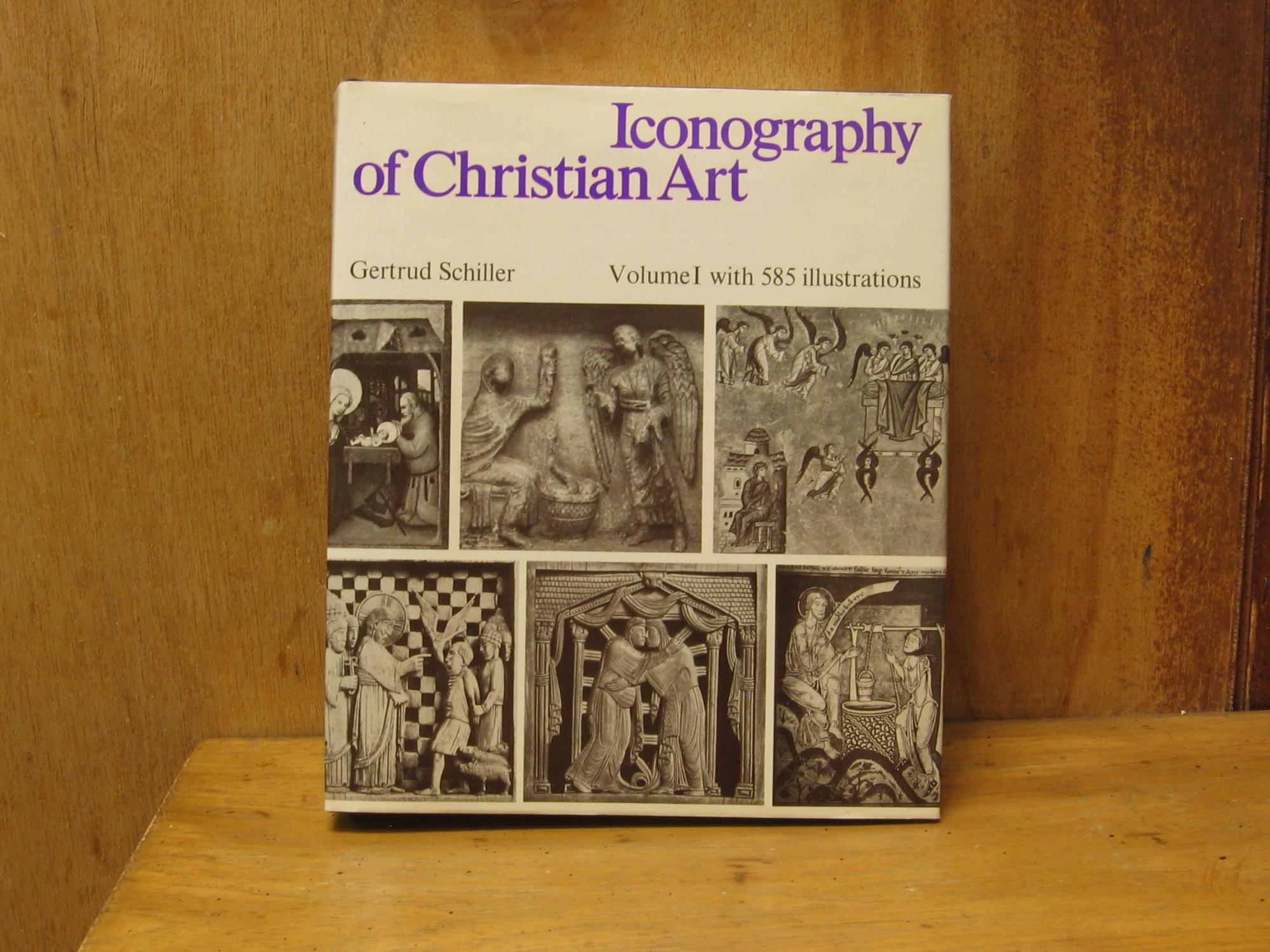 Iconography of Christian art (Volume 1)