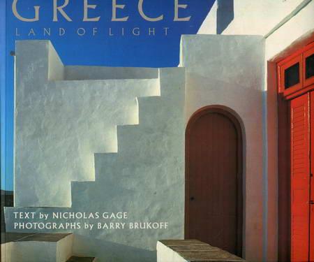 Greece: Land of Light - Gage, Nicholas Text