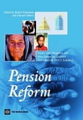Pension Reform: Issues and Prospects for Non-Financial Defined Contribution (Ndc) Schemes - Holzmann, Robert