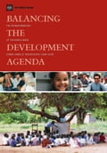 Balancing the Development Agenda: The Transformation of the World Bank Under James Wolfensohn, 1995-2005 - Wolfensohn, James D.