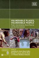Vulnerable Places, Vulnerable People: Trade Liberalization, Rural Poverty and the Environment