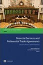 Financial Services and Preferential Trade Agreements - Mona E. Haddad