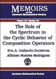 The Role of the Spectrum in the Cyclic Behavior of Composition Operators - Eva A. Gallardo-Gutierrez