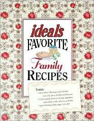 Ideals Favorite Family Recipes - Peggy Schaefer