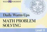 Math Problems Solving Level 2