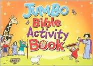 Jumbo Bible Activity Book