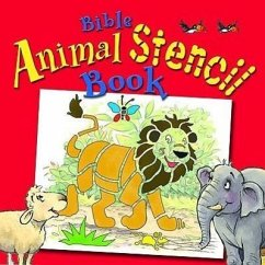 Bible Animal Stencil Book - Dowley, Tim