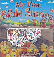 My First Bible Stories [With Magnet(s)] - Tim Dowley, Helen Prole (Illustrator)