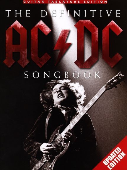 The Definitive AC/DC Songbook - Updated Edition als Taschenbuch von Hal Leonard Publishing Corporation
