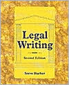 Legal Writing - Steve Barber