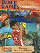 Vbs-son Treasure Island Bible Games Center Guide Elementary:  Includes Reproducible Pages