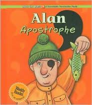 Alan Apostrophe - Barbara Cooper, Maggie Raynor (Illustrator)