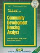 Community Development Housing Analyst