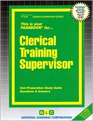 Clerical Training Supervisor - Manufactured by National Learning Corporation