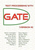 Text Processing with Gate (Version 6)