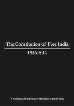 The Constitution of Free India, 1946 A.C. - Movement, Khaksar