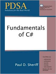Fundamentals of C# - Paul D. Sheriff