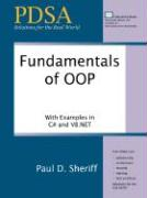 Fundamentals of Oop