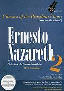 Ernesto Nazareth - Vol. 2, Brazilian Choro: 2nd Edition, Bilingual Portuguese and English