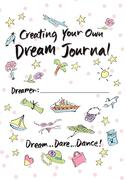 Savage, Sue K.;Fraser, Jan: Your Dream Journal