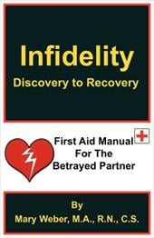 Infidelity: Discovery to Recovery, First Aid Manual for the Betrayed - M. a., R. N. C. S. Mary Weber