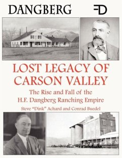 Lost Legacy of Carson Valley - Buedel, Conrad Achard, Steve