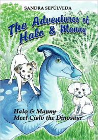 The Adventures of Halo & Manny: Halo & Manny Meet Cielo the Dinosaur Sandra Sepulveda Author