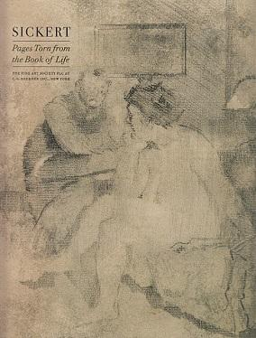 Sickert: Pages Torn from the Book of Life - An Exhibition of Prints 1883-1929