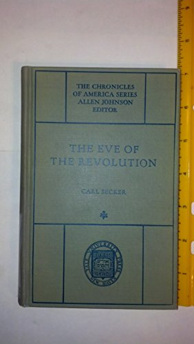 Eve of the Revolution: 011
