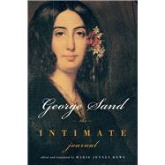 The Intimate Journal - Sand, George