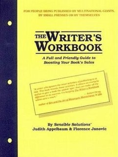 The Writer's Workbook - Appelbaum, Judith Janovic, Florence