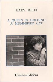 A Queen Is Holding A Mummified Cat