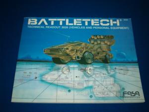 BATTLETECH Technical Readout 3026 (Vehicles and Personal Equipment) - Stein, Kevin / Lewis, Sam