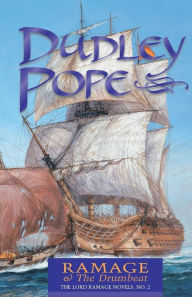 Ramage and the Drumbeat (Lord Ramage Series #2) Dudley Pope Author