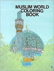 Zeenat's Coloring Books Set: Mosques - Zeenat Shareef