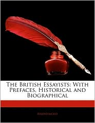 The British Essayists - Anonymous