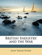 British Industry and the War
