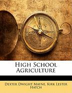 High School Agriculture