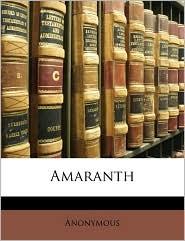 Amaranth - Anonymous
