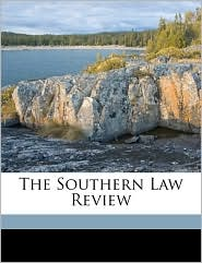 The Southern Law Review - Anonymous