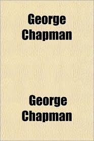 George Chapman - George Chapman