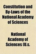 Constitution and By-Laws of the National Academy of Sciences