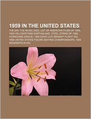 1959 In The United States - Books Llc