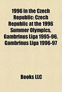 1996 in the Czech Republic: Czech Republic at the 1996 Summer Olympics