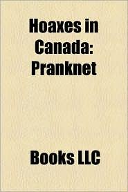 Hoaxes in Canada: Pranknet