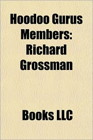 Hoodoo Gurus Members: Richard Grossman