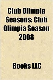 Club Olimpia Seasons: Club Olimpia Season 2008