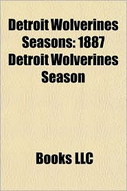 Detroit Wolverines Seasons: 1887 Detroit Wolverines Season